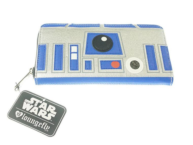 Portefeuille Loungefly - Star Wars - R2-D2