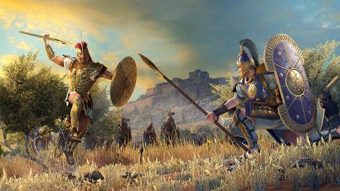 Total War Saga Troy Limited Edition
