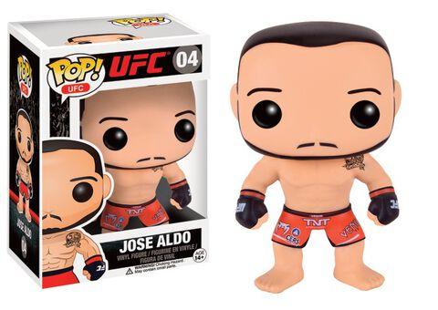 Figurine Funko Pop! N°04 - Ufc - Jose Aldo