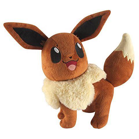 Peluche - Pokémon - Evoli 25 cm