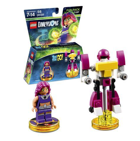Pack Heros LEGO Dimensions Teen Titans Go