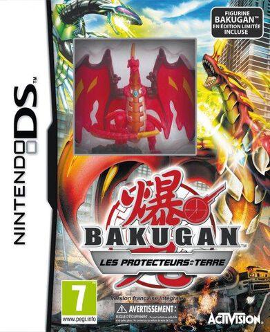 Bakugan, Les Protecteurs De La Terre