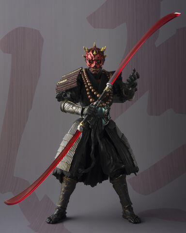 Figurine Meisho Movie - Star Wars - Dark Maul Sohei Samurai
