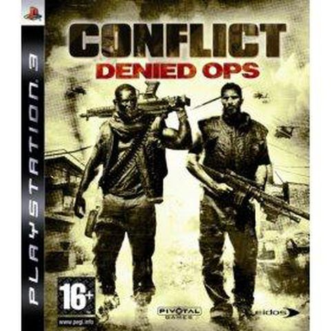Conflict, Denied Ops
