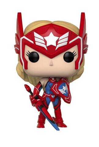 Figurine Toy Pop N°335 - Marvel Future Fight - Sharon Rogers