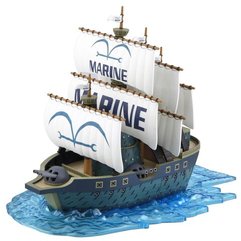 Maquette - One Piece - Marine