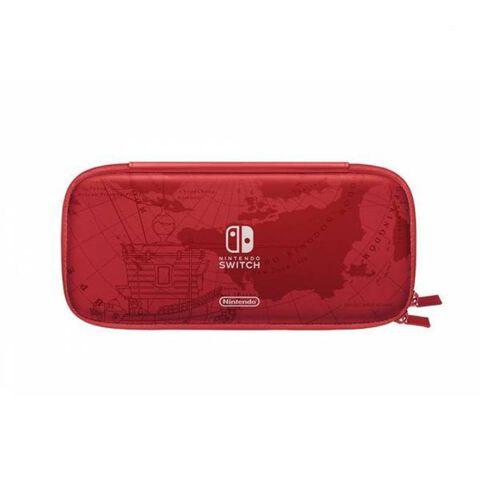 Set D'accessoires Super Mario Odyssey (pochette + Protection D'écran)