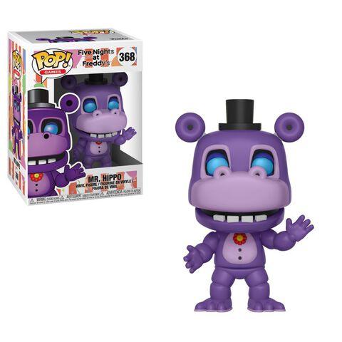 Figurine Funko Pop! N°368 - Five Nights at Freddy's 6 - Mr. Hippo