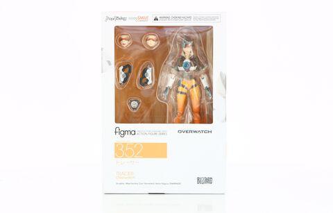 Figurine Figma - Overwatch - Tracer 14 cm