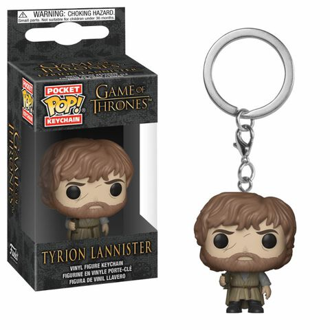 Porte-clés - Game of Thrones - Pop Tyrion Lannister