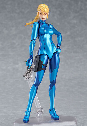 Figurine Figma - Metroid Other M -  Samus Aran Zero Suit 14 Cm