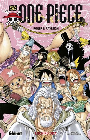 Manga - One Piece - Edition Originale Tome 52