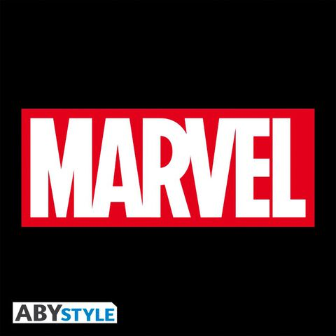 Sweat - Marvel - Logo - Taille M