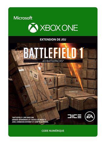DLC - Battlefield 1 Battlepacks X40
