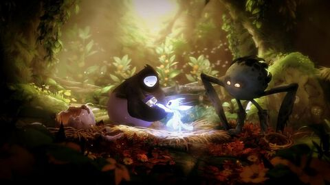 Ori And The Will Of The Wisps - Dlc - Jeu Complet One/series