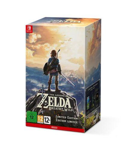 The Legend of Zelda : Breath of the Wild + Epée Légende de la Renaissance