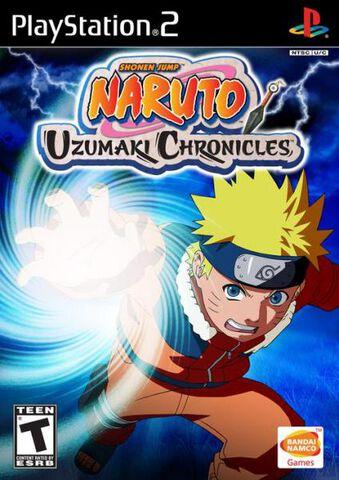 Naruto, Uzumaki Chronicles