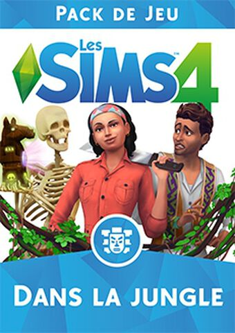 Les Sims 4 - DLC - Dans La Jungle - Version digitale