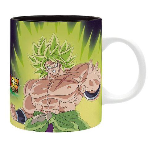 Mug - Dragon Ball Super : Broly - Broly Goku Vegeta 320 ml