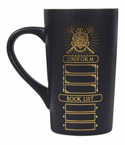 Mug - Harry Potter - School List