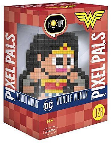 Lampe - DC Comics - Wonder Woman Pixel Pals