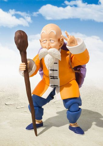Figurine S.h Figuarts - Dragon Ball - Kame - Sennin