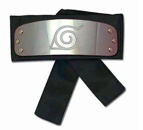 Bandeau - Naruto Shippuden - Konoha