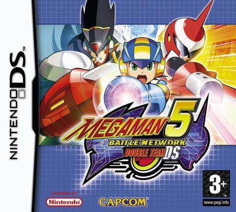 Megaman 5 Battle Network, Double Team
