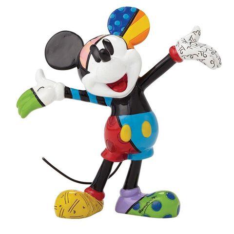 Figurine Britto - Disney - Mickey Mouse Mini (fenêtre transparente)