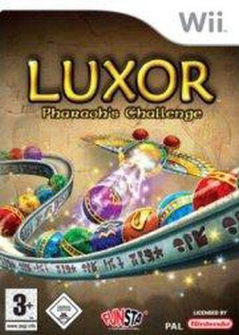 Luxor, Pharaoh's Challenge