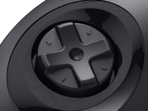 Manette Retro Sega Megadrive Noire Pc/ps3/switch/megadrive Mini