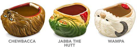 Bol - Star Wars - Snack Jabba - Exclusivité Micromania-Zing