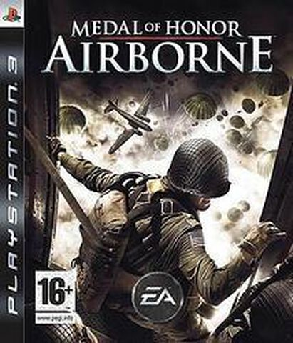 Medal Of Honor, Airborne