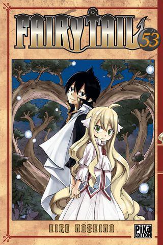 Manga - Fairy Tail - Tome 53