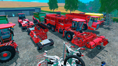 Farming Simulator 15 Extension Officielle 2