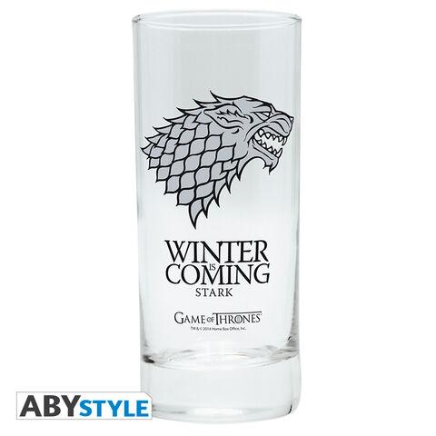 Verre Game of Thrones - Stark