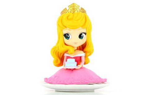 Figurine Q Posket Sugirly - La Belle Au Bois Dormant - Aurora