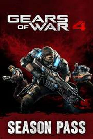 Gears of War 4- Season Pass - Version digitale