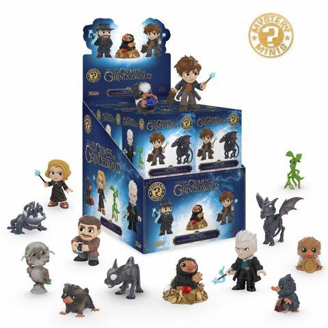 Figurine Mystère - Les Animaux Fantastiques 2
