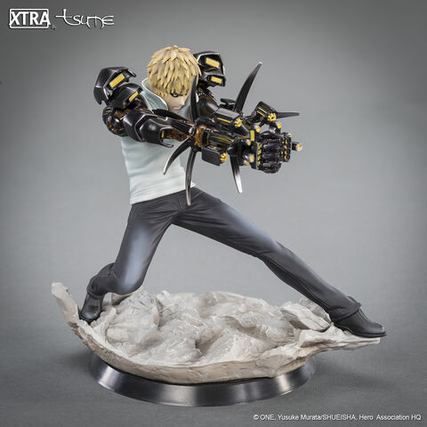 Statuette Tsume  - One Punch Man - Genos Xtra
