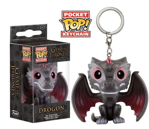 Porte-cles Funko Pop! - Game Of Thrones - Drogon