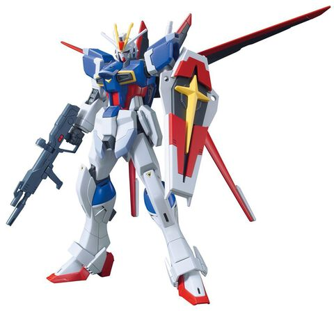 Maquette - Gundam - HGCE Force Impulse