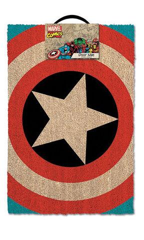 Paillasson - Captain America - Shield