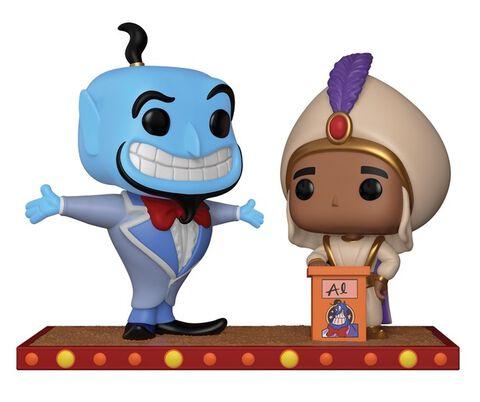 Figurine Funko Pop! Moment N°409 - Aladdin - Génie