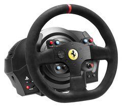 Volant T300 Ferrari Integral Rw Alcantara Ed Eu Ps4/ps3/pc
