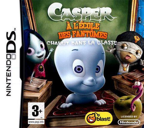 Casper A L'ecole Des Fantomes, Chahut Dans La Classe