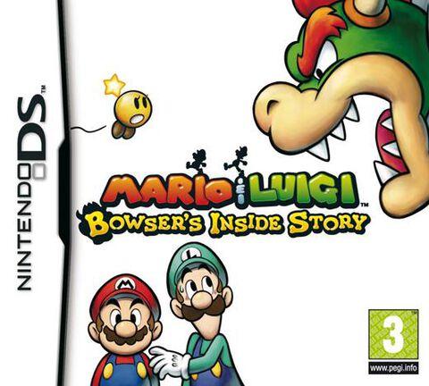 Mario & Luigi, Voyage Au Centre De Bowser