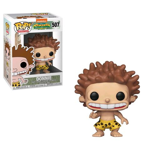 Figurine Funko Pop! N°507 - Nickelodeon 90's - Donnie