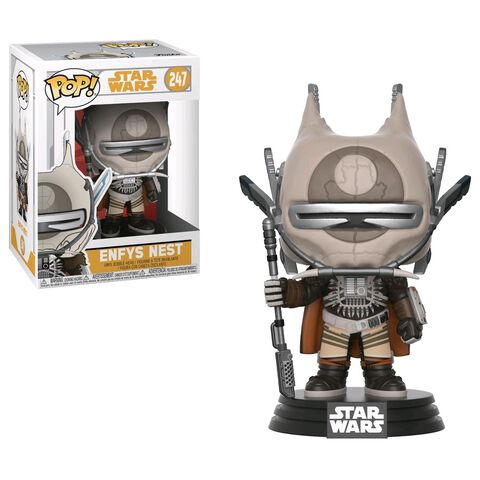 Figurine Funko Pop! N°247 - Star Wars Solo - Série 1 Enfys Nest