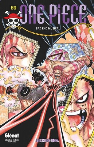 Manga - One Piece - Edition Originale Tome 89
